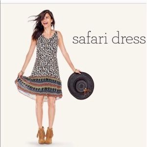 CAbi safari dress